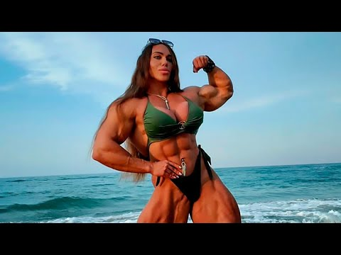 World's Strongest Woman - Nataliya Amazonka