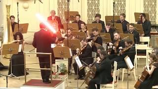 🎬Тема из к.ф. «Звездные войны» - симфонический оркестр «Singolo orchestra»