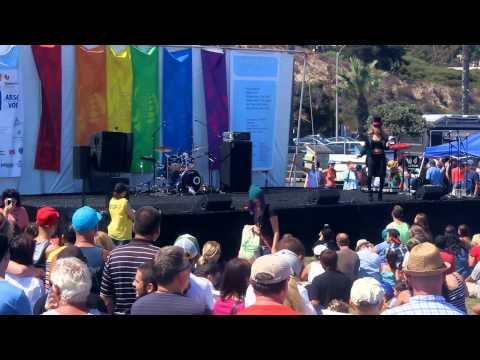 Pacific Pride Festival Drag Show Tribute Homage Impersonation Performance