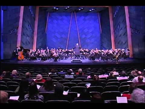 South Carolina Intercollegiate Honors Band Concert 2012