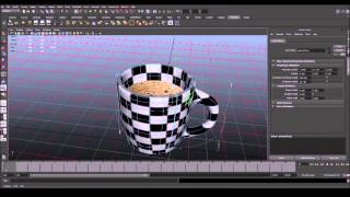 Cup Texturing
