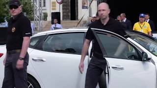 Top 10 Vip Bodyguards In Action