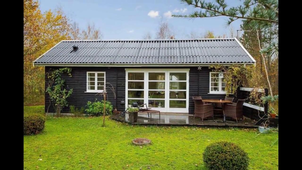 Danish Summerhouse Small House Ideas Midcom