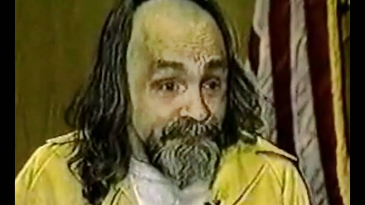 charles manson Charles manson was convicted on seven counts of first-degree murder for his role in a two-night killing spree in 1969 however, manson did not actually murder any.
