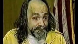 Чарльз Мэнсон о себе (Charles Manson russian subtitles)