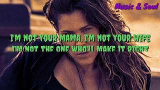 Beth Hart - Bad Woman Blues (LYRICAL- 320KBPS)