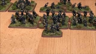 Late War  grenadier Company FOW