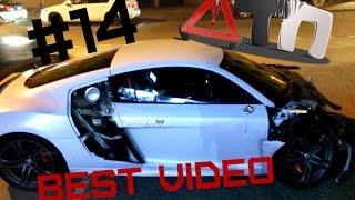 Лучшие видео регистратора 2015 ДТП Аварии  Девушки за рулем  Best Vine Сборка#14