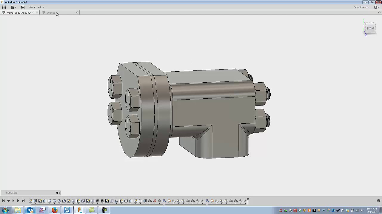 Fusion 360 Reset User Interface