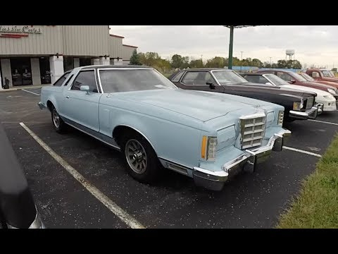 1979 Ford Thunderbird Walk Around Video In Depth Review