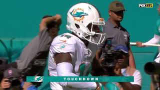 All Miami Dolphins 2017 Touchdowns
