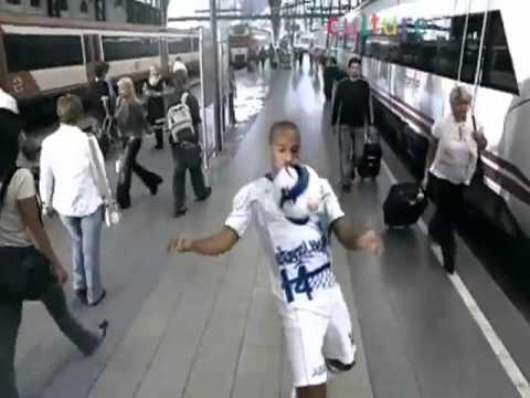 Henry, Messi, Ronaldinho, Beckham, David Villa Pepsi Reklamı