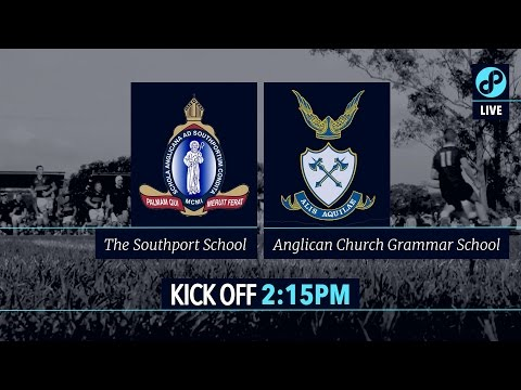 GPS Rugby 2016: The Southport School v Anglican Church Grammar School