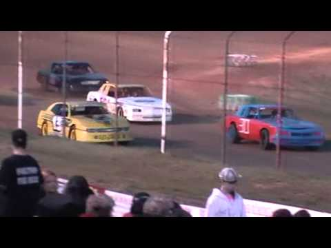 Dog Hollow Speedway - Pure Stock Heat Race