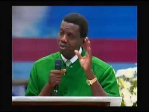 The Holy Spirit - Pastor E.A Adeboye