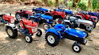 New Tractors unboxing   All company Tractors Show   Bommu Kutty