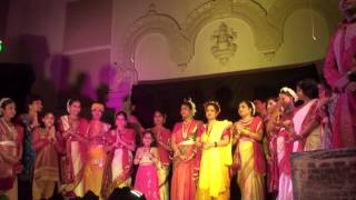 Bengali Association of Nebraska - Chandalika Dance Drama - Clip 2