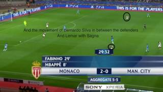 Is Guardiola overrated? How was Monaco able to defeat Manchester City