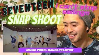 SEVENTEEN(세븐틴) - Snap Shoot + Dance Practice || Professional…