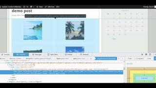 видео Easy FancyBox - бесплатная и легкая галерея Wordpress с эффектом Lightbox