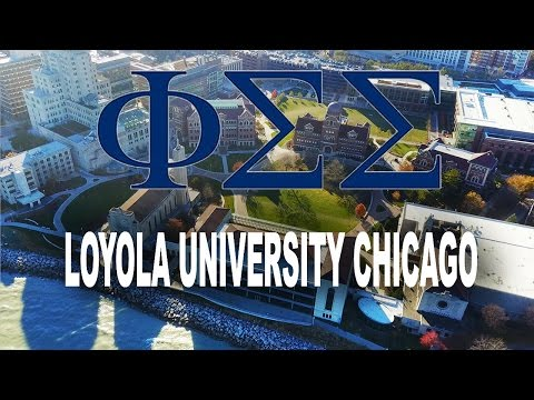 Phi Sigma Sigma Recruitment 2017 | Loyola University Chicago