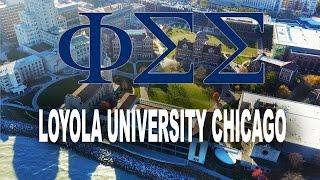 Phi Sigma Sigma Recruitment 2017 | Loyola University Chicago