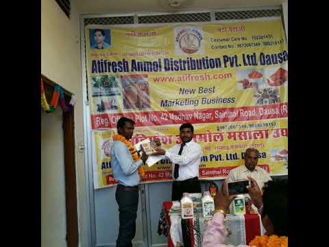 Atifresh Anmol distribution Pvt limited