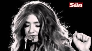 Nicola Roberts - sticks + stones (Live Acoustic)