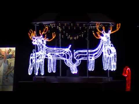 2013 lafreniere park holiday lights - Lafreniere Park Christmas Lights