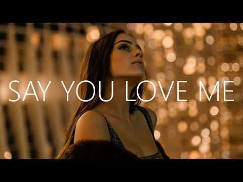 Mark Klaver - Say You Love Me (Lyrics)