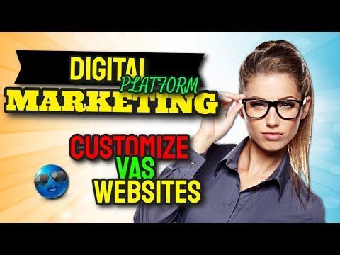 Digital Marketing Platform Dashboard Tutorial for VideoApp Suite Apps Online Learning thumbnail