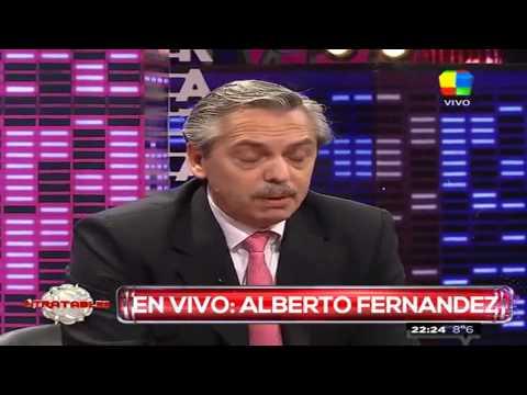 Alberto Fernández: La economía cruje en demasiados lugares