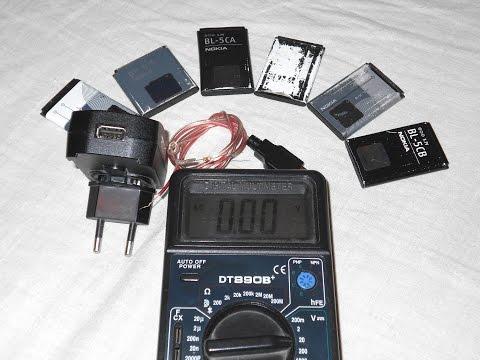 Как восстановить аккумулятор от мобильного телефона