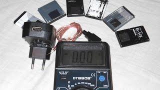 Смотреть видео старый аккумулятор телефон