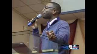 Rimsky Toussaint (Pastor) Sermon Live in New York City NY 2013