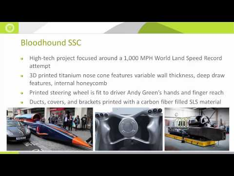Stratasys - 3D Printing 201: End-Use Parts