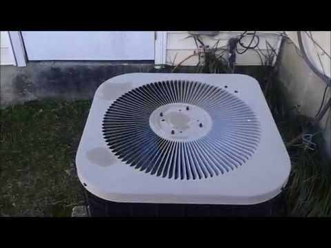 How to fix HVAC A/C Heat Pump  That Stop Working After Few Minutes - must see