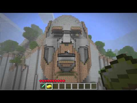 Minecraft: Temple of Notch! DOWNLOAD LINK PROVIDED!
