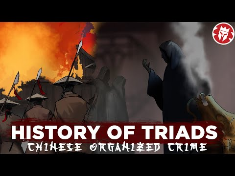 Ancient Origins of the Chinese Triads