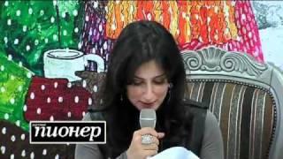 Тина Канделаки  Про армянские свадьбы оч  занимательно