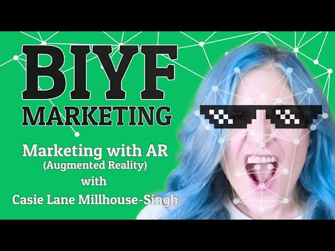 Marketing with AR - examples of augmented reality (ar) in marketing