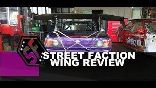 pink ranger drift s2000 street faction wing review