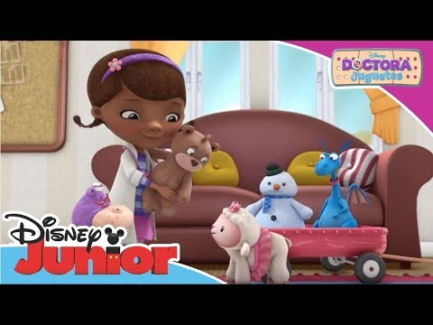 La Doctora Juguetes: La espina | Momentos Disney Junior - Canal Oficial