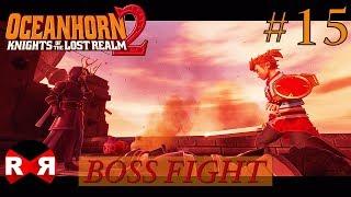 Oceanhorn 2: Knights of the Lost Realm - Apple Arcade - 60fps TRUE HD Walkthrough Gameplay Part 15