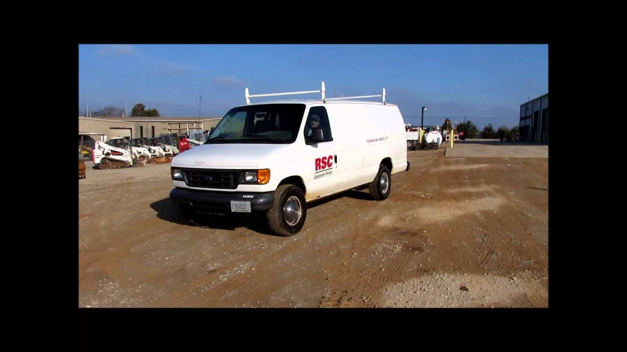2006 ford econoline e350 super duty cargo van for sale sold at auction december 11 2012 [ 1440 x 1080 Pixel ]