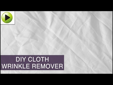 diy-cloth-wrinkle-remover