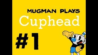 MUGMAN AND CUPHEAD ARE SO CUTE! (Bendy and The Ink Machine