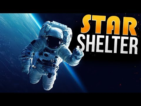 Star Shelter - Virtual Reality In Space! - Zero G Space Survival - Star Shelter Gameplay (HTC Vive)