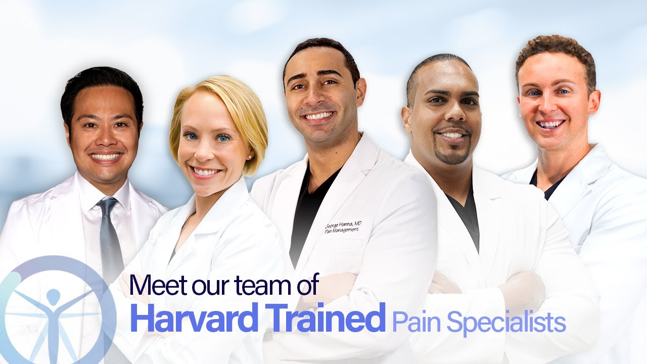 Harvard Trained Pain Doctors | Pain Treatment New Jersey & New York | Pain  Treatment Specialists