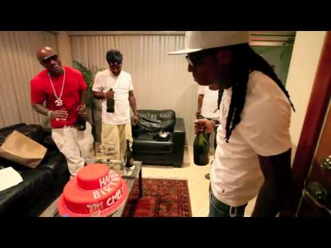 Birdman Gives Lil Wayne a $1 Million dollar Watch 4 His Birthday.mp4